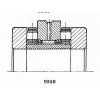 Чертеж подшипника 4-РИК3580